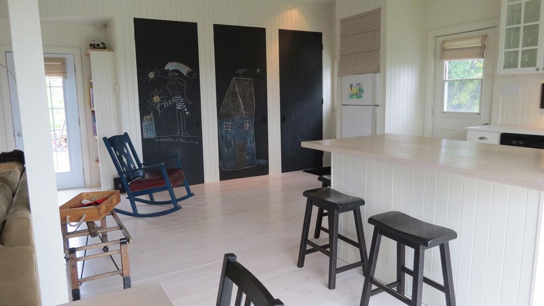 Galerie de maisons - L'école de rang 4